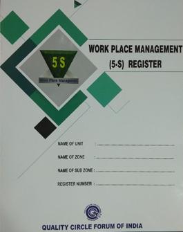 5S Record Book