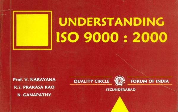Understanding ISO 9000:2000
